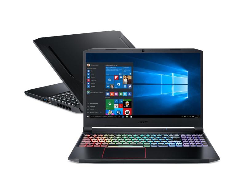 Acer Nitro 5 i7-10750H/32GB/1TB/W10 RTX3060 144Hz