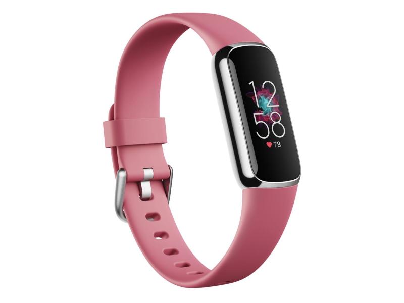 Fitbit Luxe różowy