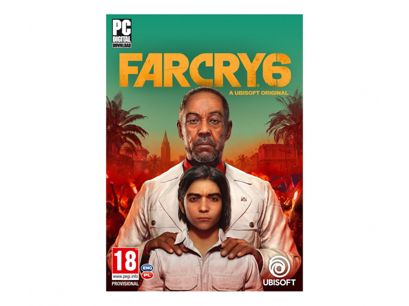 PC Far Cry 6