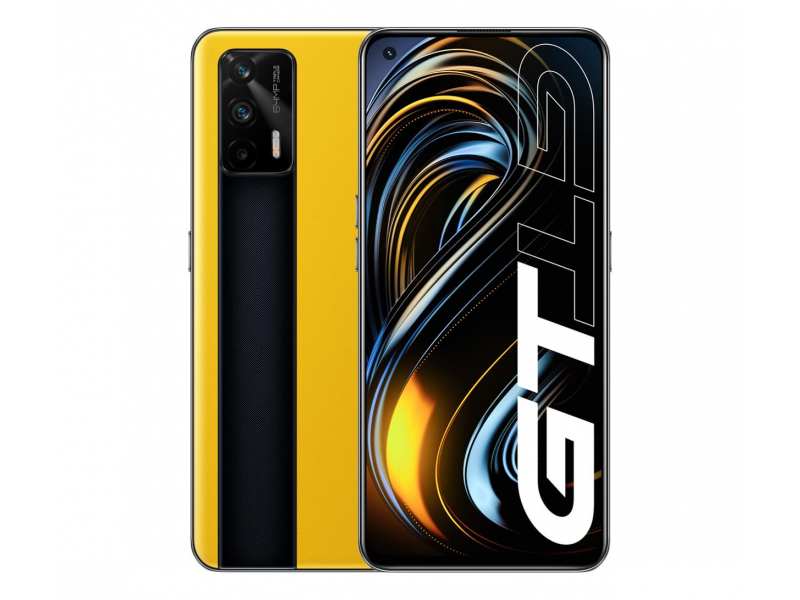 realme GT 12/256GB Racing Yellow 5G 120Hz