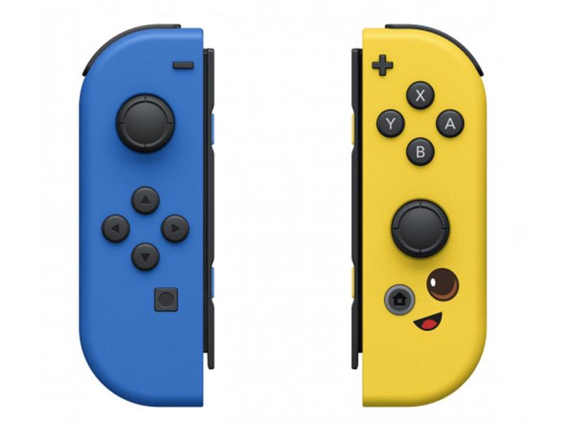 Nintendo Joy-Con Controller - Fortnite Edition