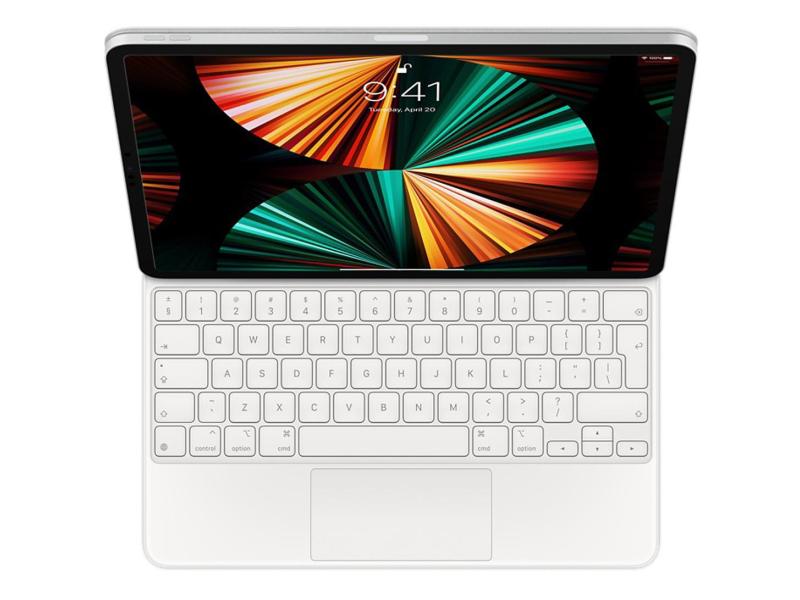 Apple Magic Keyboard iPad Pro 12,9'' (5.gen) biały