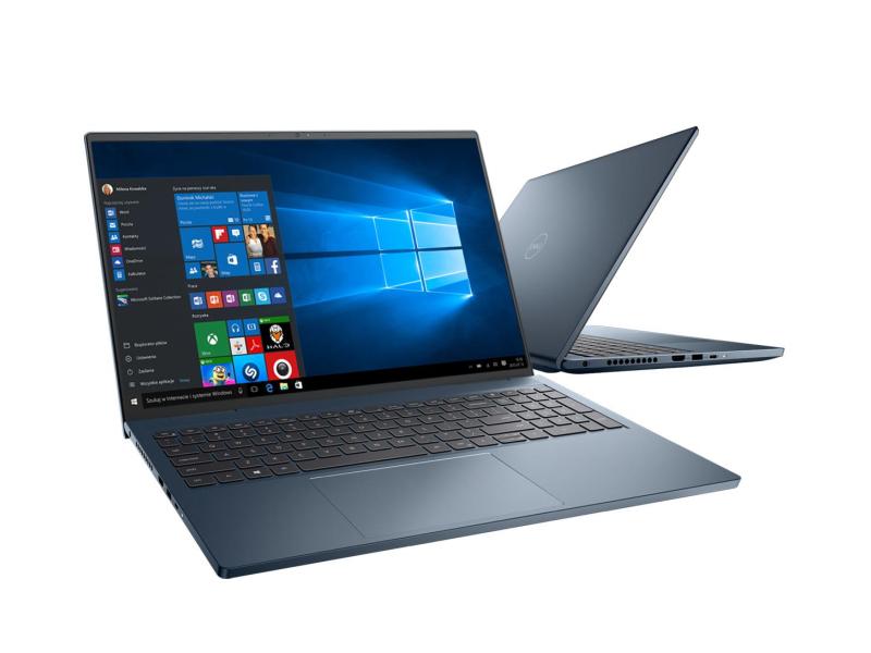 Dell Inspiron 16 Plus i7-11800H/16GB/512/W10 RTX3050Ti