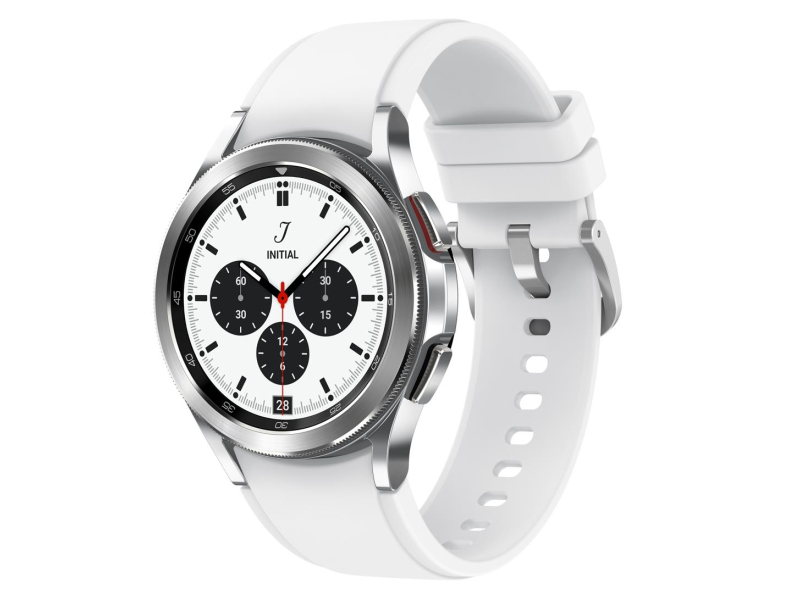 Samsung Galaxy Watch 4 Classic Stainless Steel 42mm Silver