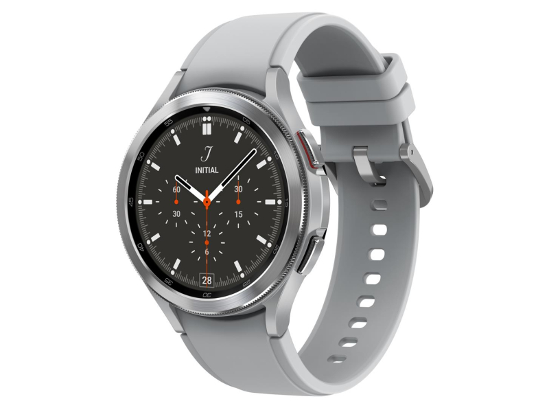 Samsung Galaxy Watch 4 Classic Stainless Steel 46mm Silver
