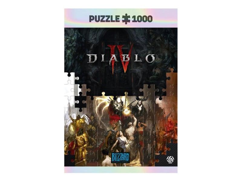 Good Loot Diablo IV: Birth of Nephalem Puzzles 1000