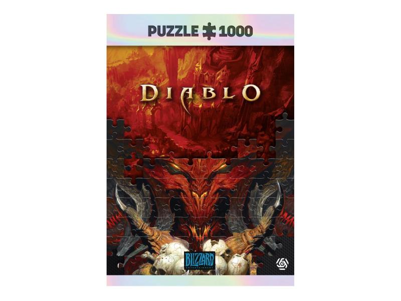 Good Loot  Diablo: Lord of Terror Puzzles 1000