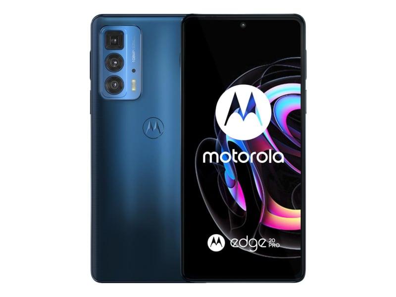 Motorola Edge 20 Pro 5G 12/256GB Midnight Blue 144Hz