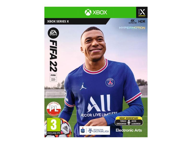 Xbox FIFA 22