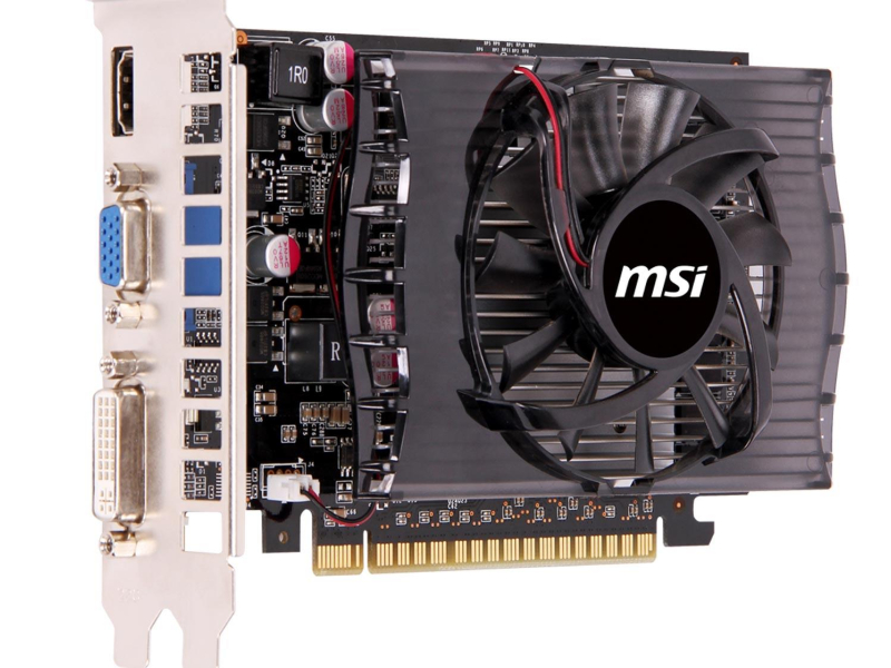 MSI GEFORCE GT 630 4GB DRIVER FOR WINDOWS DOWNLOAD
