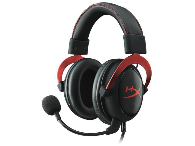 HyperX Cloud II Headset (czerwone) - 222526 - zdj�cie 1