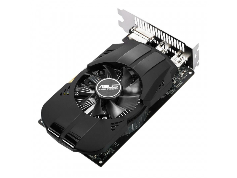 Asus Geforce Gtx 1050 Ti Phoenix 4gb Gddr5 Karty Graficzne Nvidia