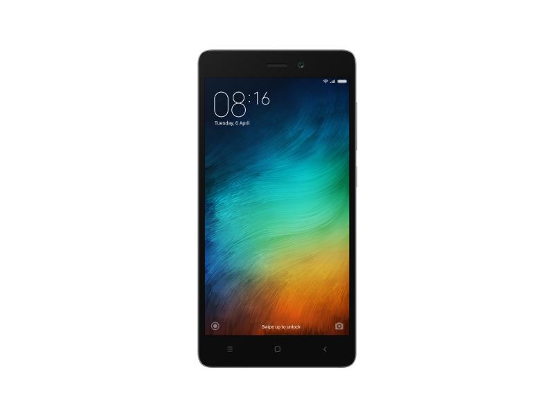 Xiaomi Redmi 3s Pro 3 32gb Dual Sim Grey картинка4: Xiaomi Redmi 3S 16GB Dual SIM LTE Dark Grey