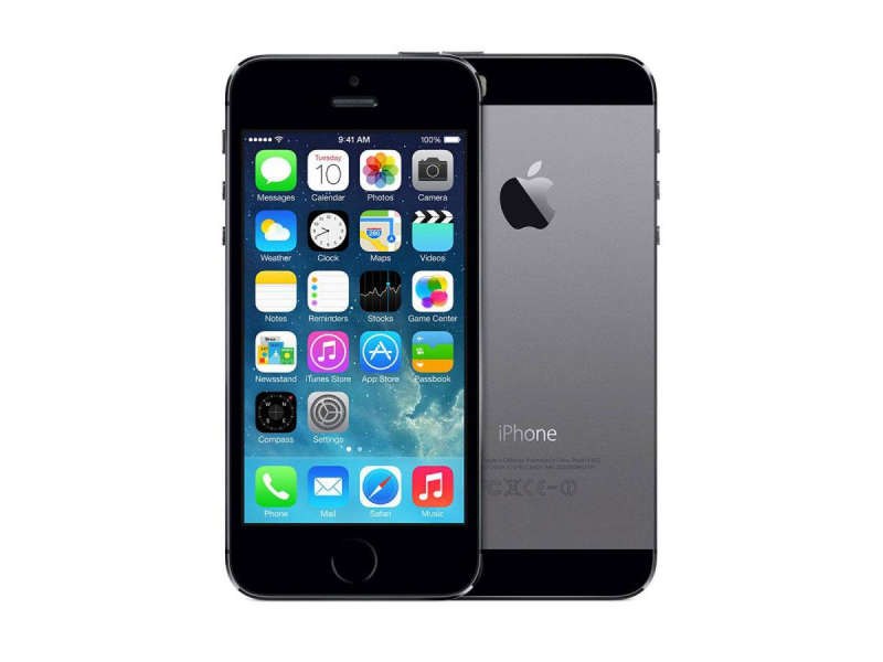 iphone space gray apple iphone 5s 16gb space gray smartfony i telefony 3412