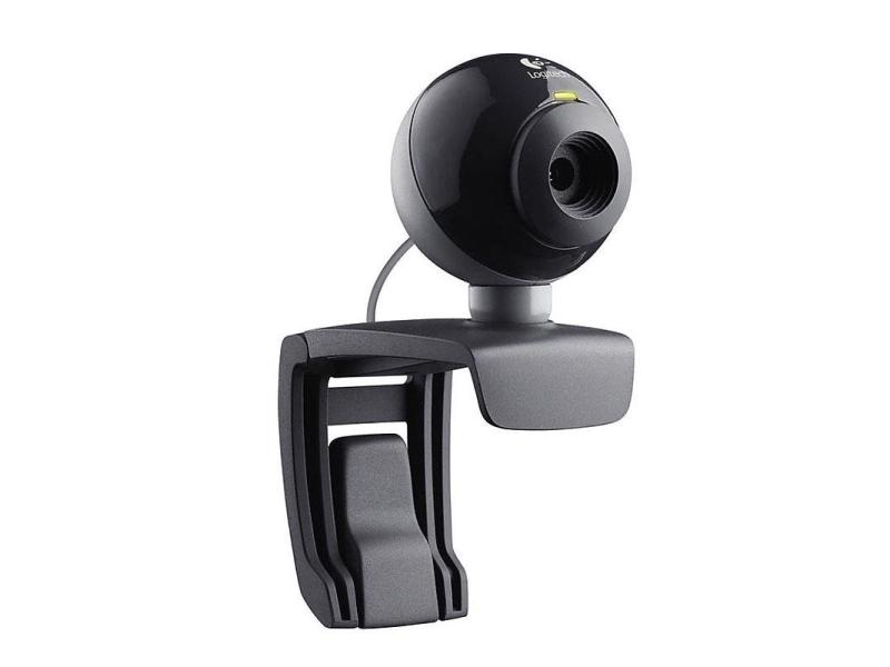 Logitech, webcam, c 200