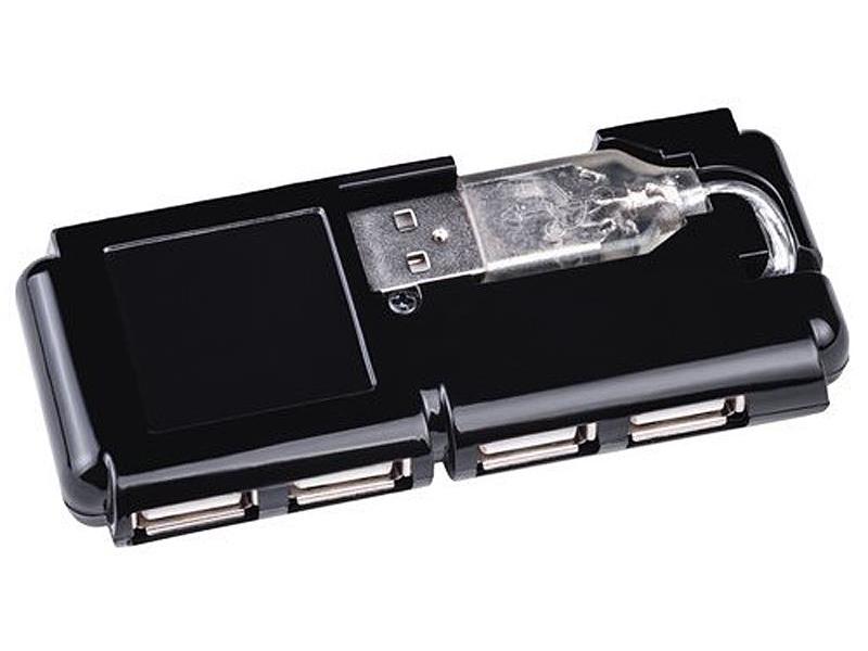 Natec HUB USB NATEC 4-PORT CATERPILLAR USB 2.0