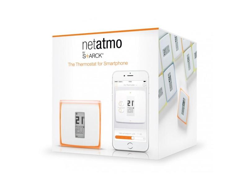 netatmo thermostat termostat sterowanie ogrzewaniem sklep komputerowy x. Black Bedroom Furniture Sets. Home Design Ideas