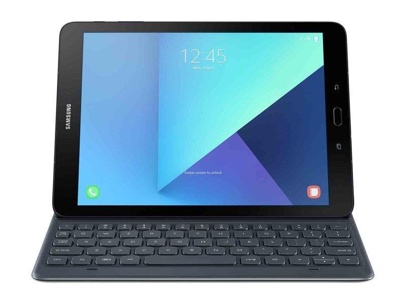 Samsung Galaxy Tab S Book Cover Keyboard Black : Samsung book cover keyboard do galaxy tab s grafitowy