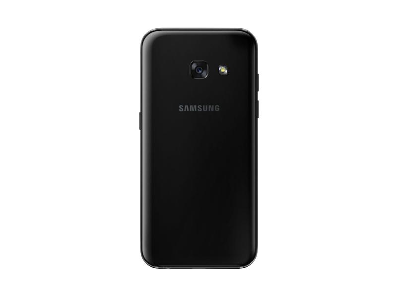 samsung galaxy a3 a320f 2017 lte black sky smartfony i telefony sklep komputerowy x. Black Bedroom Furniture Sets. Home Design Ideas