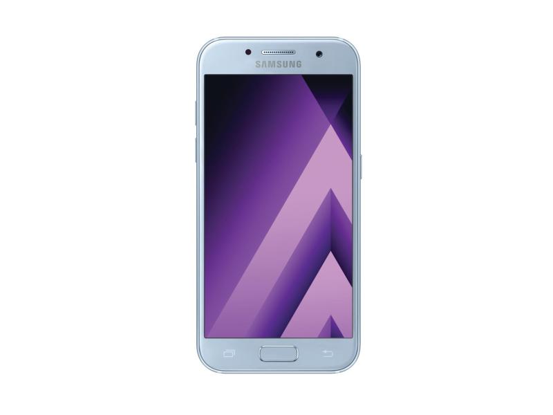 samsung galaxy a3 a320f 2017 lte blue mist smartfony i telefony sklep komputerowy x. Black Bedroom Furniture Sets. Home Design Ideas