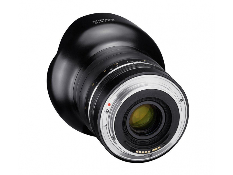 Samyang premium xp 14mm f2 4 nikon obiektywy for Samyang 14mm nikon