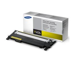 Toner do drukarki Samsung CLT-Y406S yellow 1000str.