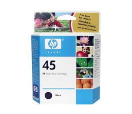Tusz do drukarki HP 45 czarny 42ml