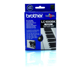 Tusz do drukarki Brother LC1000BK black 500str.
