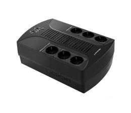 Zasilacz awaryjny (UPS) Qoltec Monolith (850VA/510W, 6xSchuko, AVR)