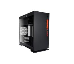 Obudowa do komputera IN WIN 301 czarna z oknem