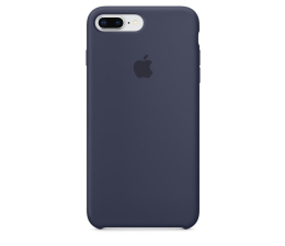 Etui/obudowa na smartfona Apple Silicone Case do iPhone 7/8 Plus Midnight Blue