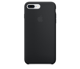 Etui/obudowa na smartfona Apple Silicone Case do iPhone 7/8 Plus Black