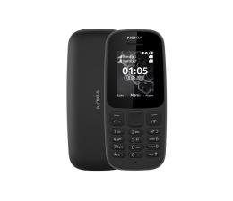 Smartfon / Telefon Nokia 105 2017 Dual SIM czarny