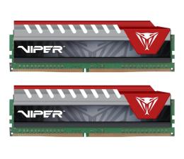 Pamięć RAM DDR4 Patriot 32GB 2133MHz Viper Elite Red CL14 (2x16GB)