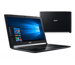 "Notebook / Laptop 17,3"" Acer Aspire 7 i7-8750H/16GB/512+2TB/Win10 FHD"