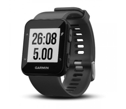 Zegarek sportowy Garmin Forerunner 30 Stalowoszary