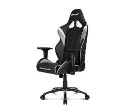 Fotel gamingowy AKRACING Overture (Czarno-Biały)