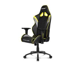 Fotel gamingowy AKRACING Overture (Czarno-Żółty)