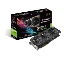 Karta graficzna NVIDIA ASUS GeForce GTX 1070 Ti ROG STRIX GAMING 8GB GDDR5