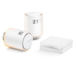 Sterowanie ogrzewaniem Netatmo Valves Set (2 głowice termostatyczne + przekaźnik)