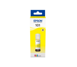 Tusz do drukarki Epson 101 EcoTank Yellow 70ml (C13T03V44A)