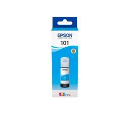 Tusz do drukarki Epson 101 EcoTank Cyan 70ml (C13T03V24A)