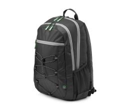 """Plecak na laptopa HP Active Backpack 15,6"""" (czarno-zielony)"""