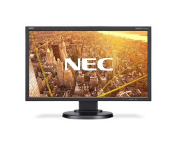 "Monitor LED 22"" Nec MultiSync E233WMi czarny"
