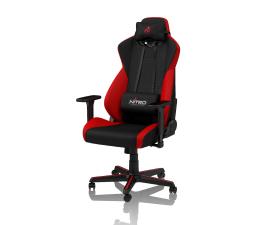 Fotel gamingowy Nitro Concepts S300 Gaming (Czarno-Czerwony)