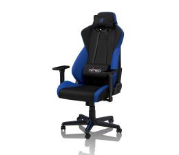 Fotel gamingowy Nitro Concepts S300 Gaming (Czarno-Niebieski)