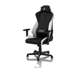Fotel gamingowy Nitro Concepts S300 Gaming (Czarno-Biały)