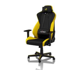 Fotel gamingowy Nitro Concepts S300 Gaming (Czarno-Żółty)