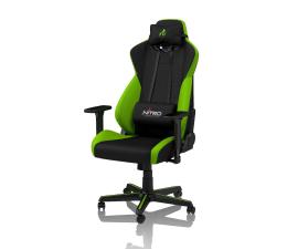 Fotel gamingowy Nitro Concepts S300 Gaming (Czarno-Zielony)