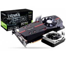 Karta graficzna NVIDIA Inno3D GeForce GTX 1070 IChill BLACK 8GB GDDR5